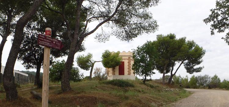 Pujada a l'Ermita de Sant Ramon Nonat al Montbaig