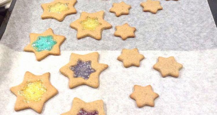 Recepta de galetes de gingebre per fer amb els nens