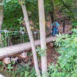Ruta de la riera de Vallfornès amb nens