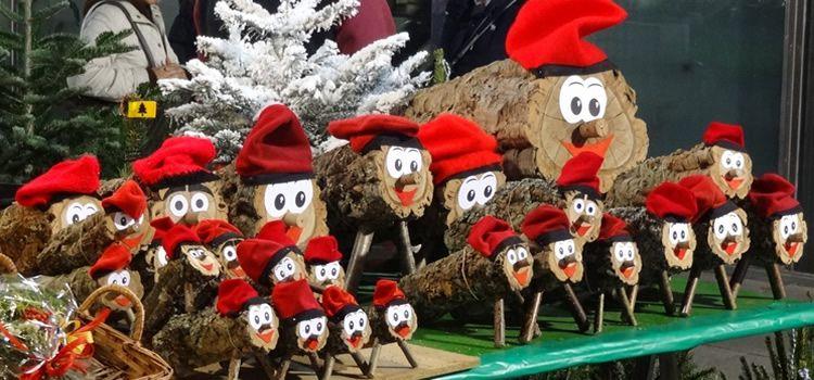 Tió de Nadal i la tradició de fer cagar el Tió