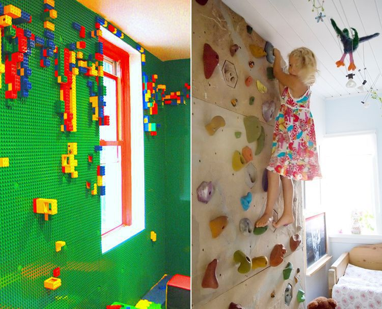Decoració infantil, idees per omplir la paret