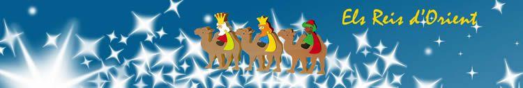 Carta dels Reis d'Orient als nens