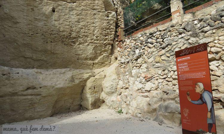 Castell de la Sant Creu de Calafell