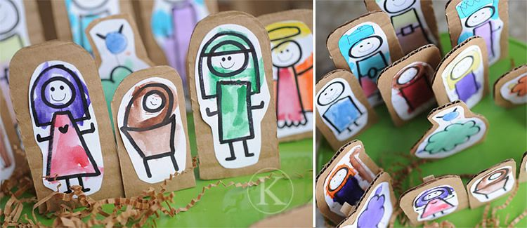 Decoració nadalenca per fer amb nens