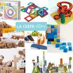 Els jocs de construcció de La Carpa de Girona