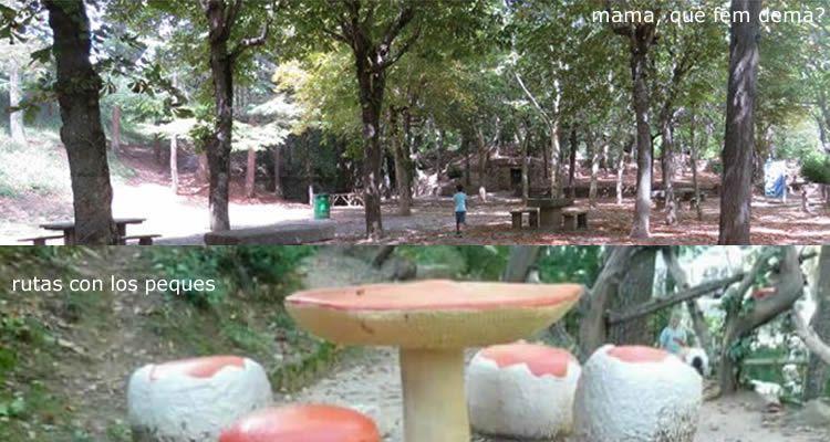 Excursions amb nens per fer un pícnic