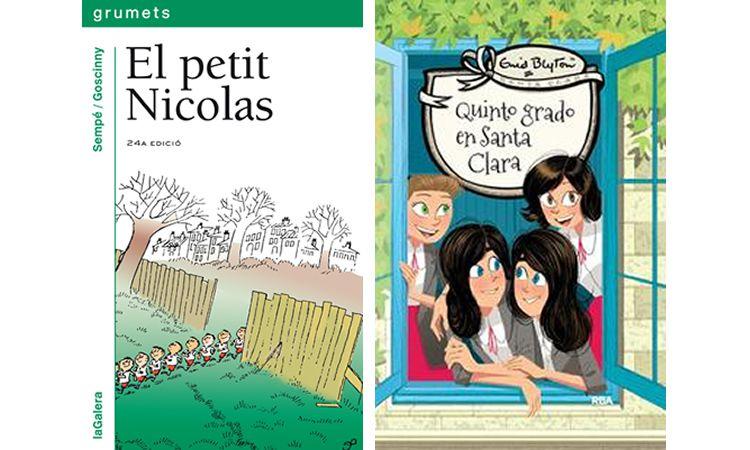 Lectures per a lectors valents d'entre 9-10 anys