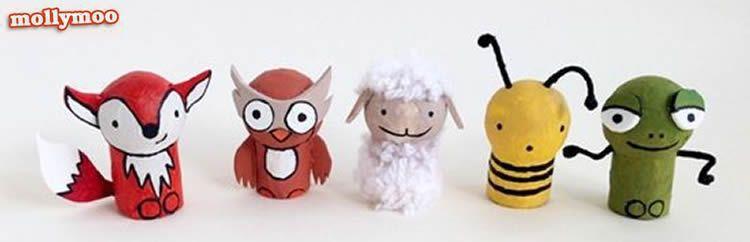 Manualitats amb taps de suro: fem personatges i animals
