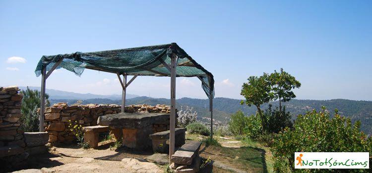Ruta de la pedra seca a Monistrol de Calders