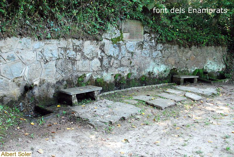 Ruta de les fonts de Viladrau