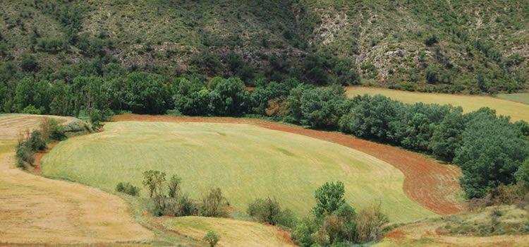 Ruta de les Gesses a la Vall de Llobregós