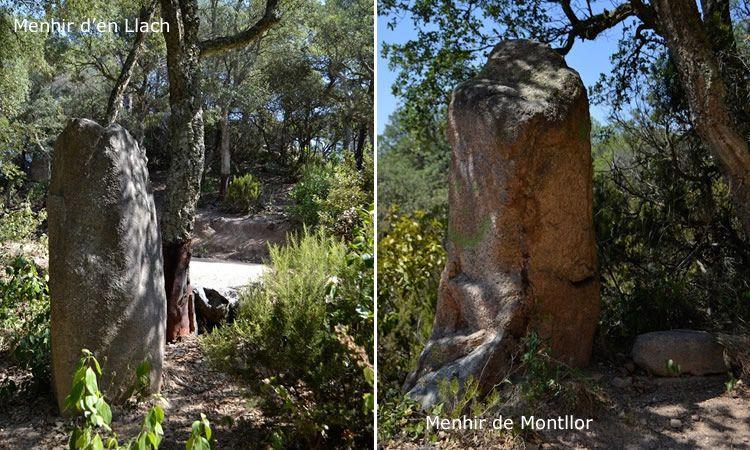 Ruta megalítica al Puig de Cadiretes amb nens