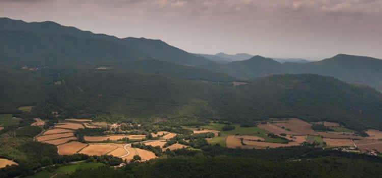 Ruta per la Vall de Llémena amb nens