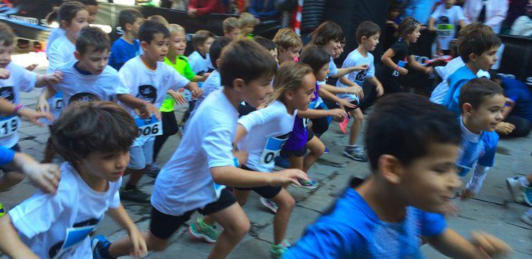 Catalonia Kids Cup, les curses de muntanya per a nens