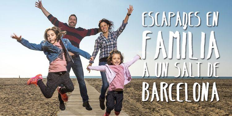 Cupons descomptes turisme Baix Llobregat per a famílies