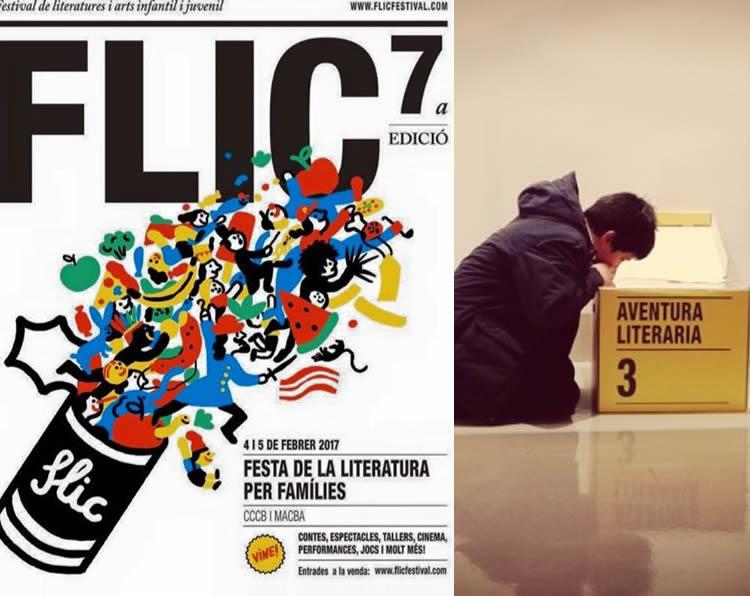 FLIC, Festival de literatures i arts infantil i juvenil