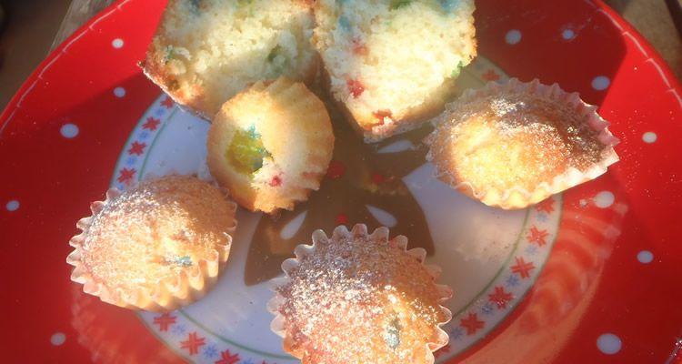 Receptes de magdalenes casolanes per fer amb nens