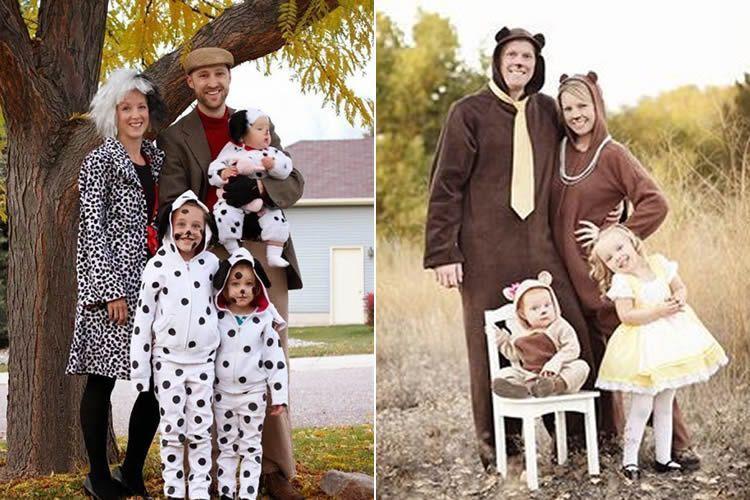 Idees per disfressar-se en família