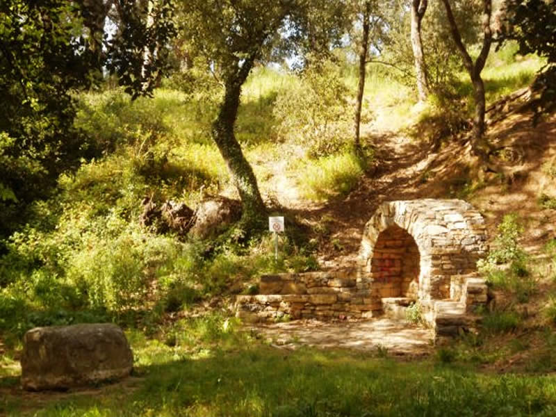 La Font d'Abril a Santa Eulàlia de Ronçana