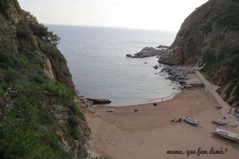 Camí de Ronda de Tossa de Mar a la Cala Pola