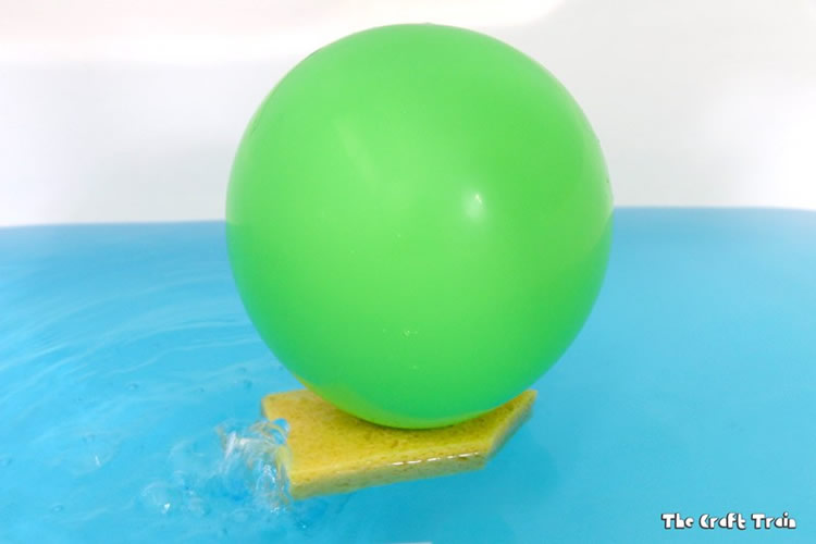 Com fer un vaixell impulsat per un globus