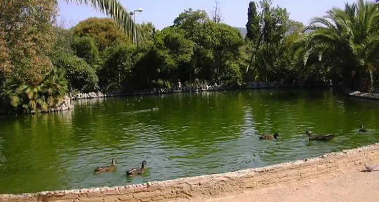 Jardins per passejar i visitar amb nens
