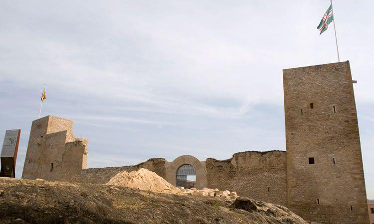 Ruta del Castell del Catllar a Sant Simplici