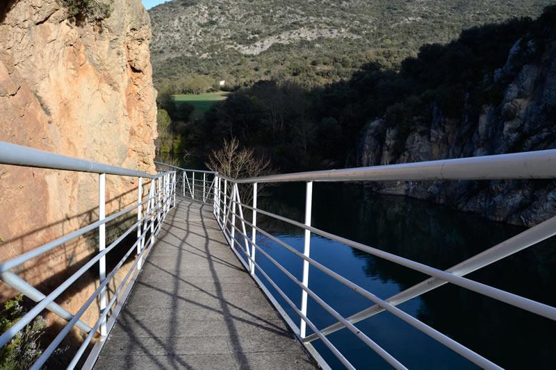 Ruta del Congost de Mu a Alòs de Balaguer