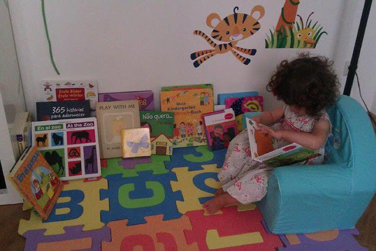 Un racó per llegir. Espais a mida per a cada nen