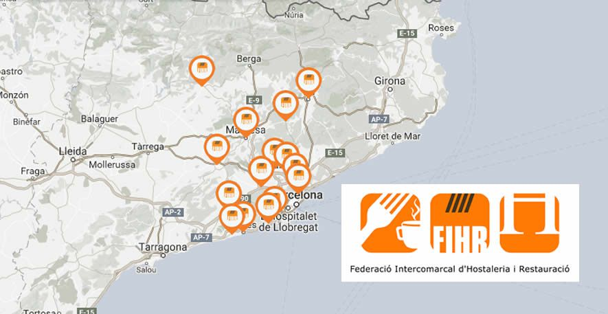 FIHR, Federació Intercomarcal d'Hostaleria i Restauració