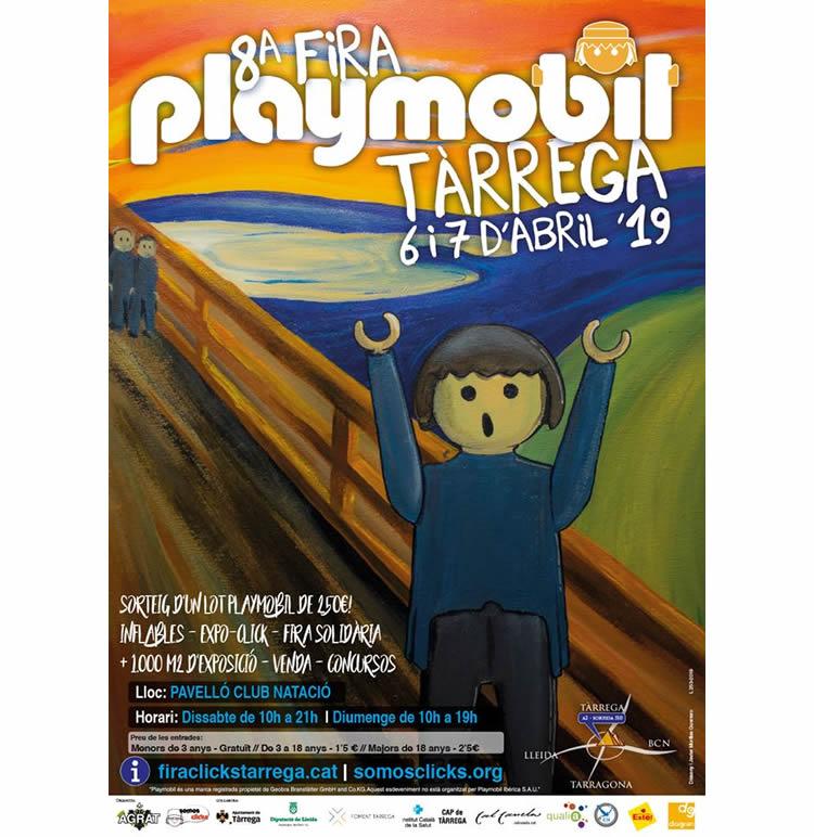 Fira Playmobil Tàrrega 2019
