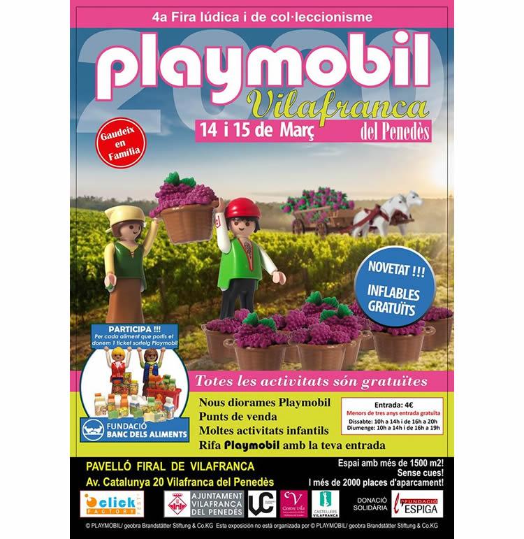 fira playmobil vilafranca 2019