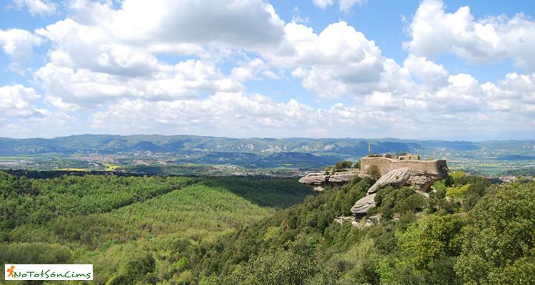 Castell d'en Boix (o de Taradell) i les cuines d'en Rocaguinarda