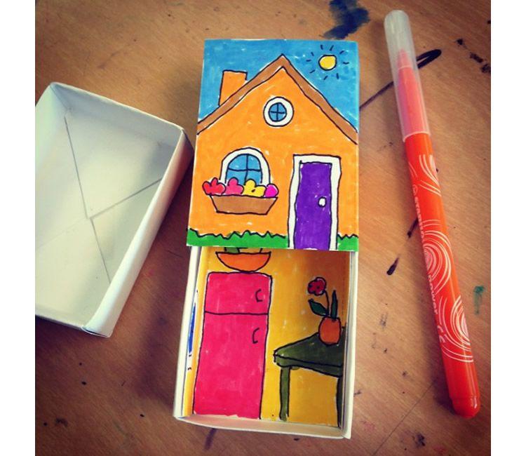 Com decorar mini caixes de paper de manera creativa