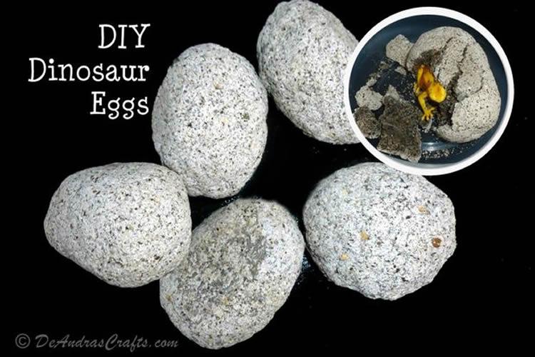 Com fer ous de dinosaure amb els nens07
