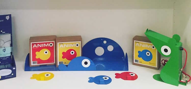 Els accessoris de decoració infantil de Bleu Carmin Design