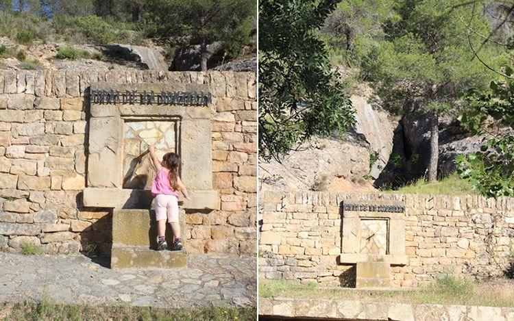 L'ermita de Sant Josep i el Forat de la Donzella a Bot