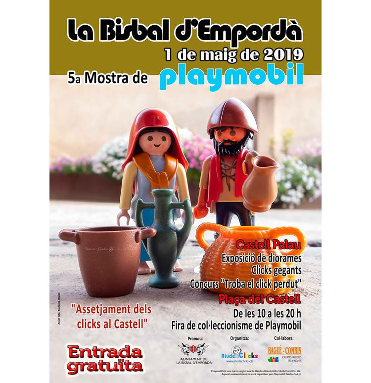 fira playmobil la bisbal emporda 2019