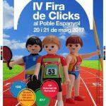 Fira de Playmobil al Poble Español de Barcelona
