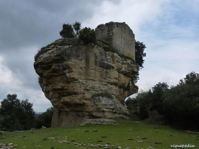 Castell de Popa o Castell de Castellcir al Moianès