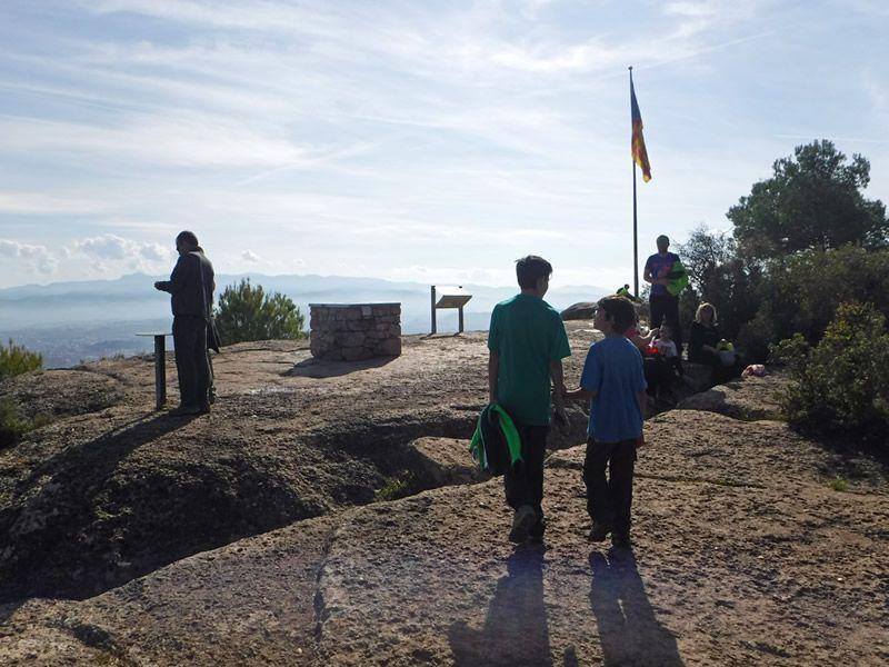 Collbaix, l'atalaia del Pla del Bages