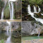 Excursions a gorgs i salts d'aigua amb nens