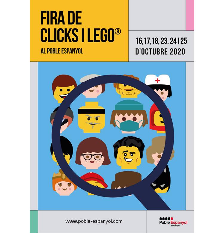 Fira Playmobil i Lego Poble Espanyol de Barcelona