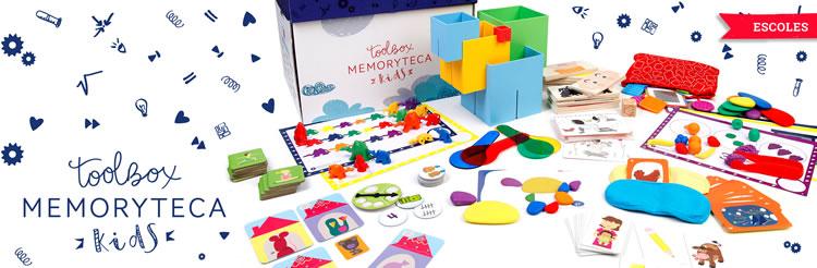 Memoryteca Kids Escoles