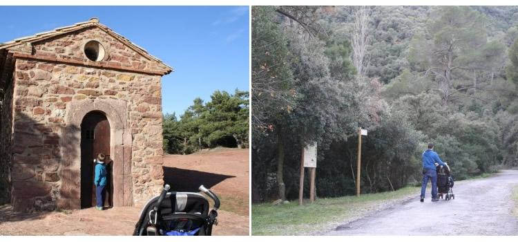 Muntanyes de Prades. 12 Excursions per a cames petites i en cotxet