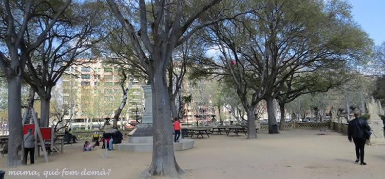 Parc de la Ciutadella a Barcelona