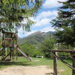 Parc de la Vila a Bagà