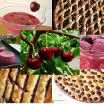 Receptes creatives amb cireres