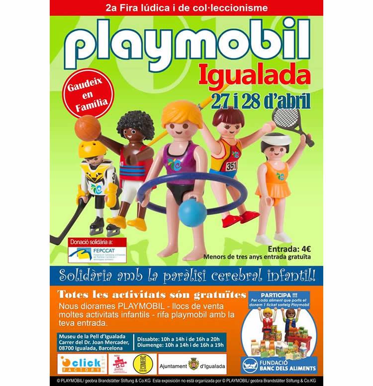 Fira Playmobil Igualada 2019