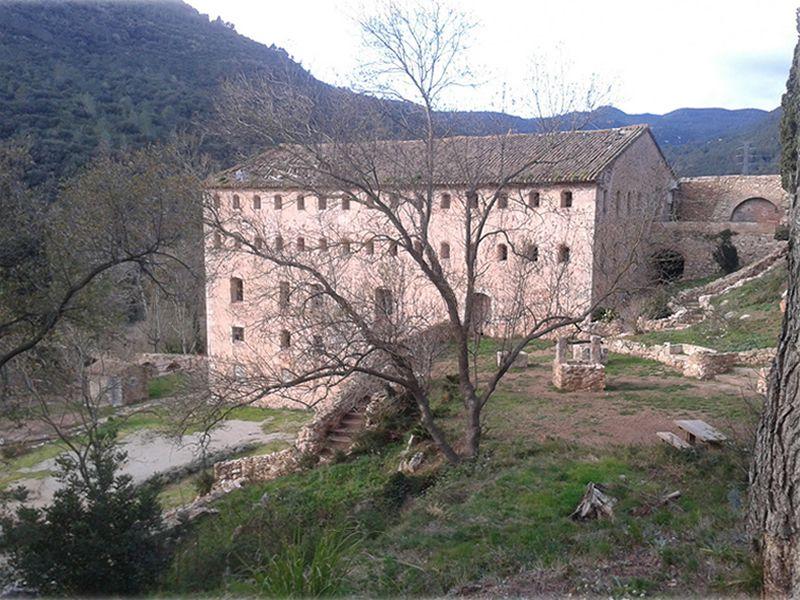 Àrea recreativa Mas de Forès a Alcover